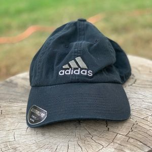 Adidas climalite strap back hat